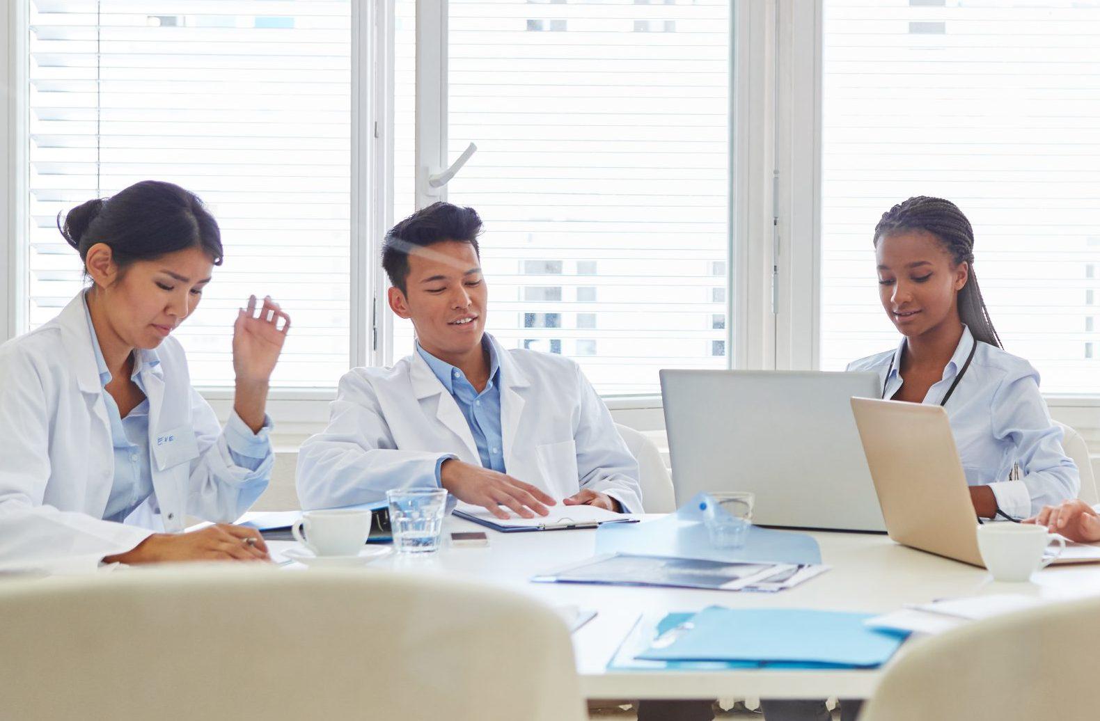 Medical team training